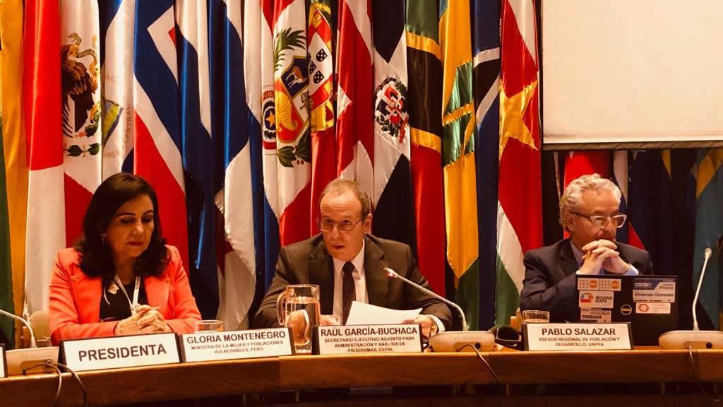 Cuarta Reunión de la Mesa Directiva de la Conferencia Regional sobre Población y Desarrollo