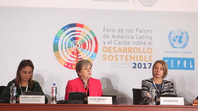 Foto Foro de Desarrollo Sostenible