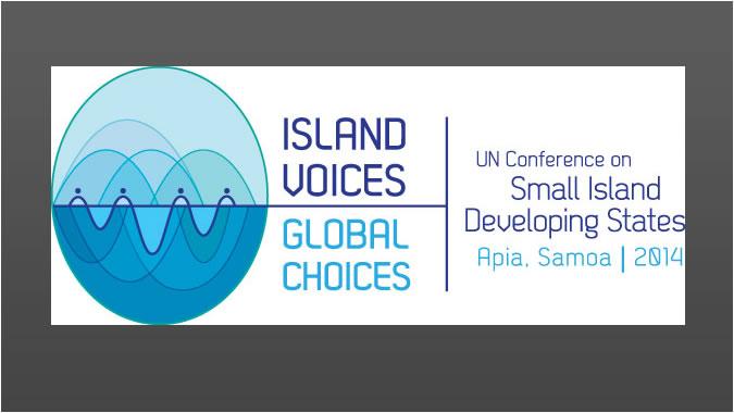 Logo conferencia SIDS