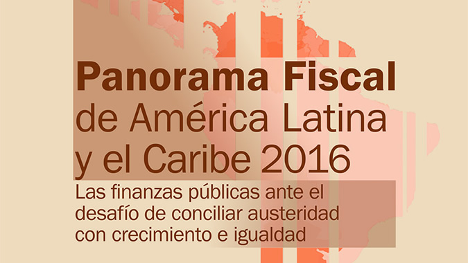 Foto portada Panorama Fiscal 2016
