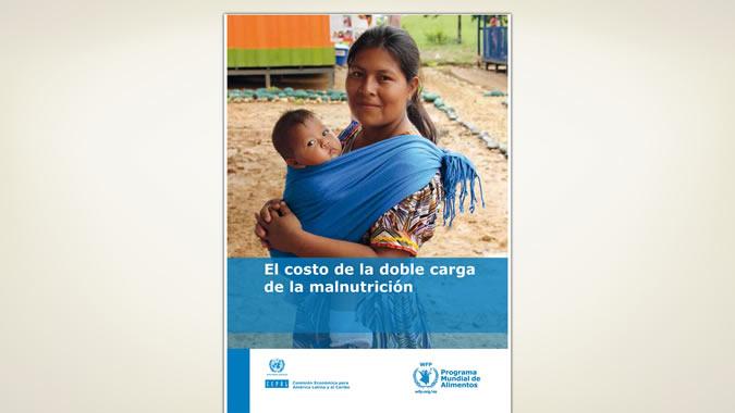 Portada estudio El costo de la doble carga de malnutrición
