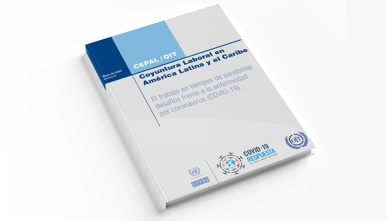Portada informe CEPAL-OIT mayo 2020
