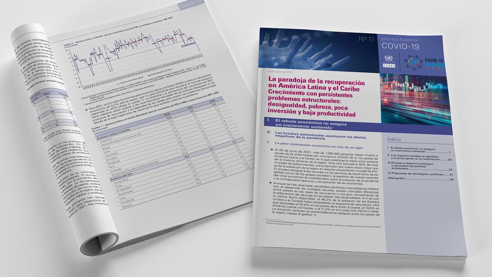 Portada Informe Especial COVID No. 11