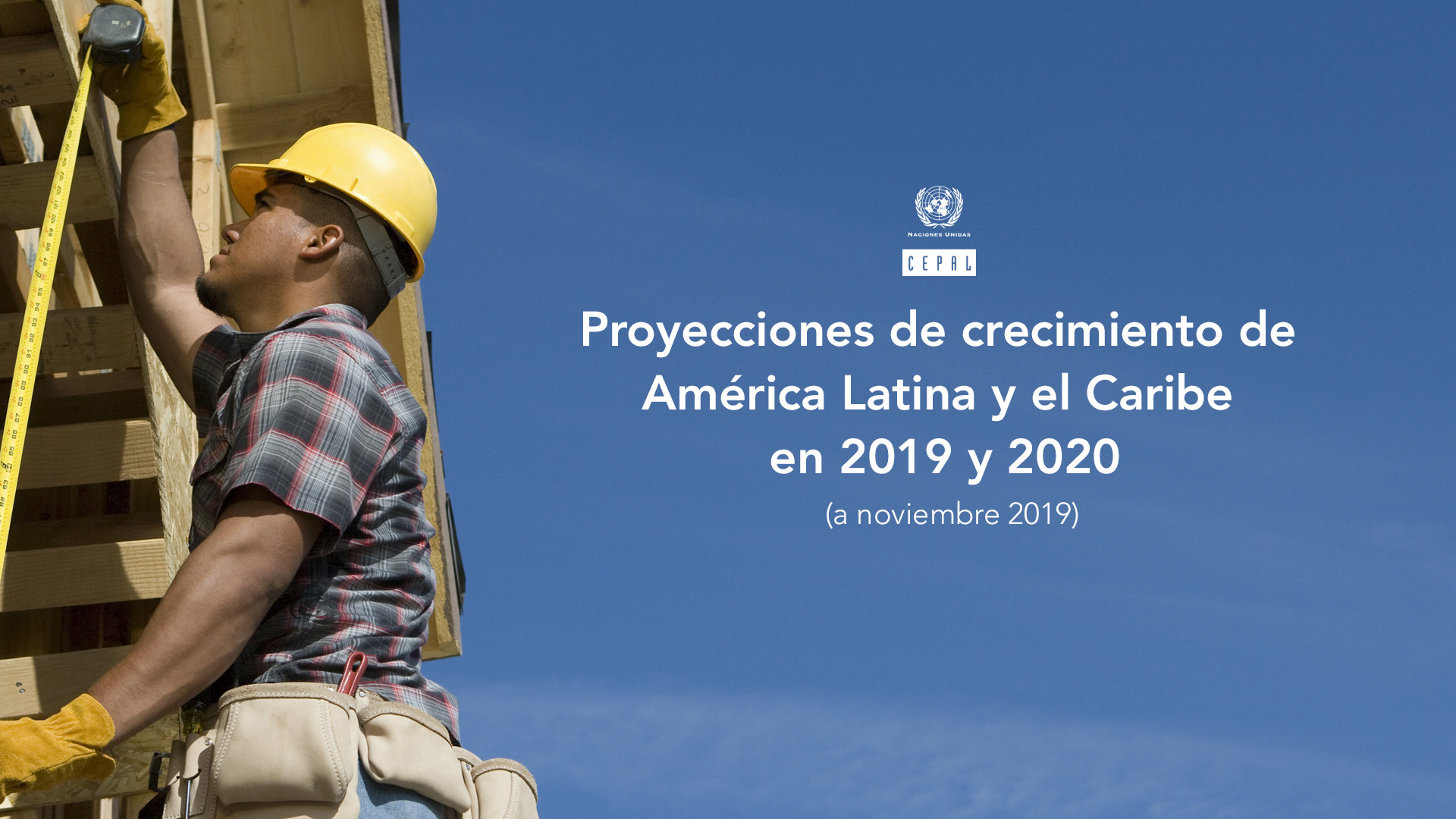 Banner actualización proyecciones para 2019 y 2020