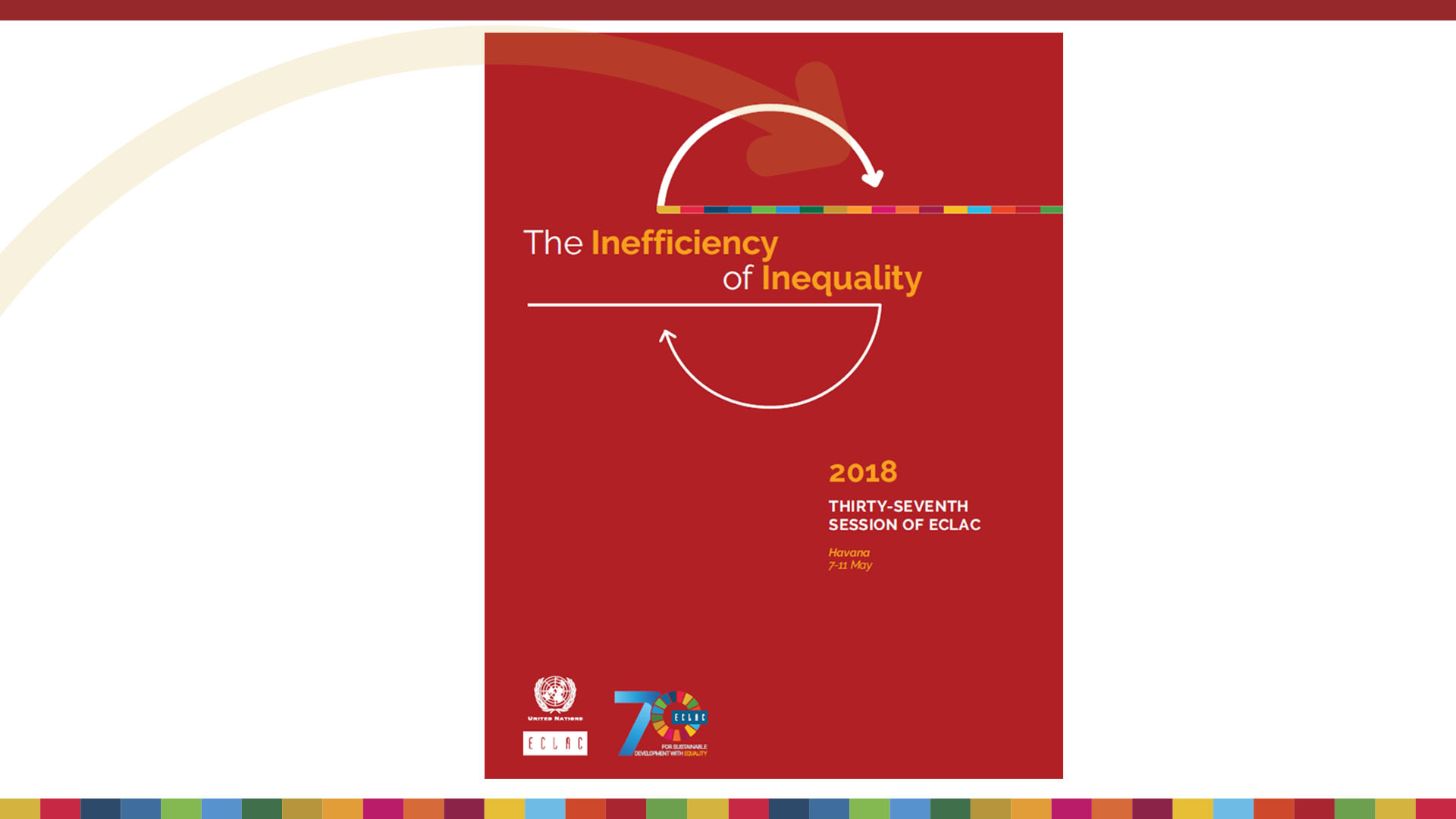Cover The Inefficiency of inequality PSES 37