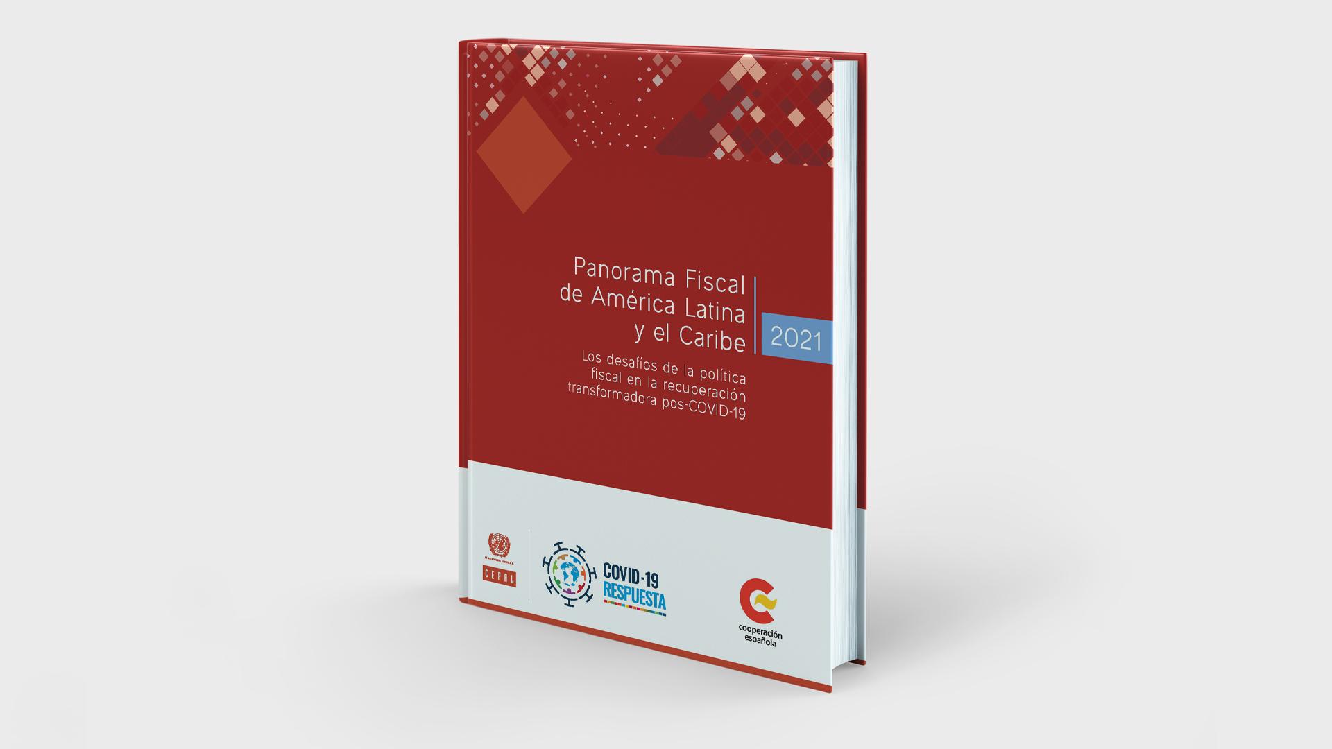 Portada Panorama Fiscal de América Latina y el Caribe 2021