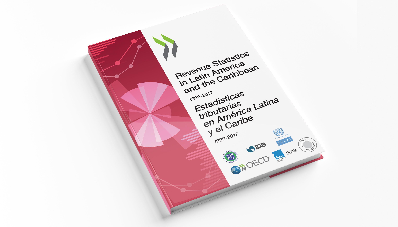 Portada documento Estadísticas Tributarias en América Latina y el Caribe 2019