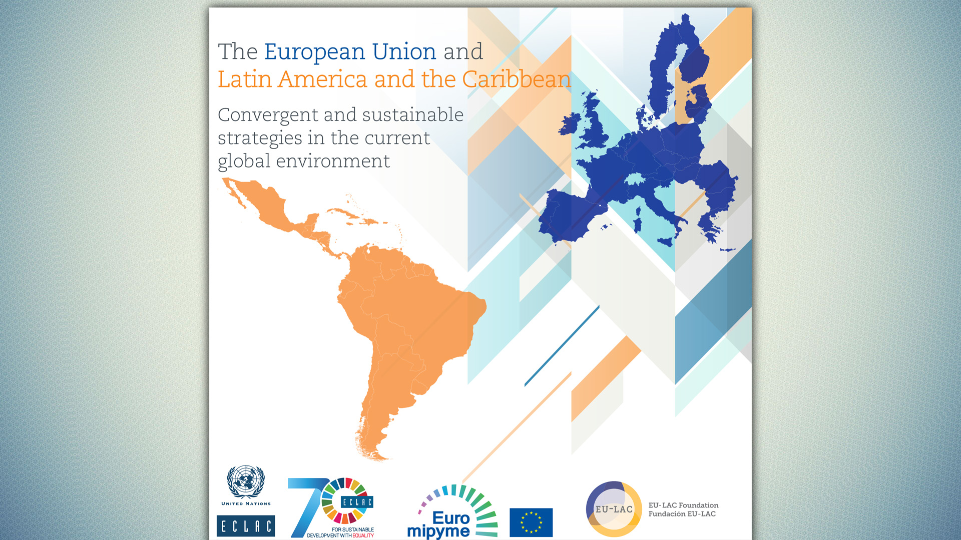Cover EU-CELAC ECLAC document