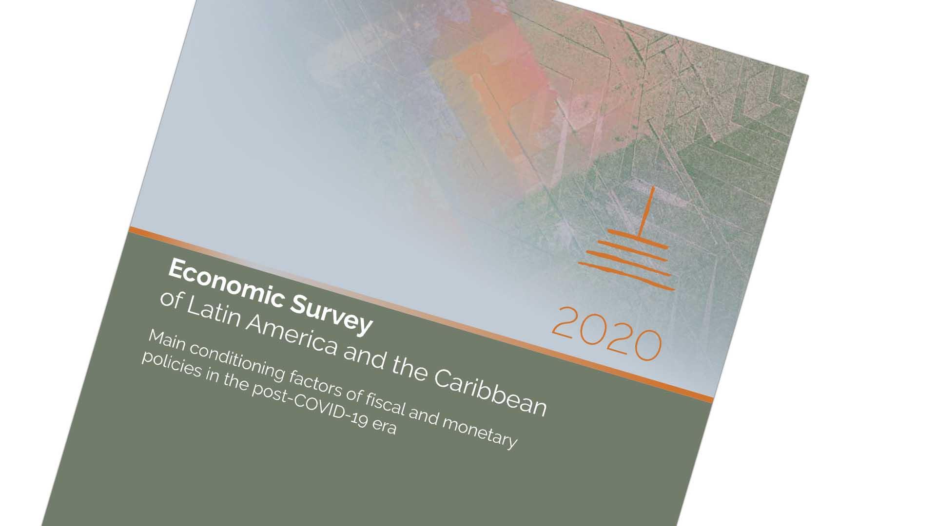 Cover Economic Survey 2020 English