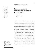 La macroeconomía de la bonanza económica latinoamericana
