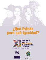 What kind of State? what kind of equality?: XI Regional Conference on Women in Latin America and the Caribbean: Brasilia, 13-16 July 2010