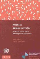 Alianzas público-privadas para una nueva visión estratégica del desarrollo