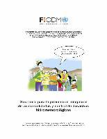 Guía local para la prevención-mitigación de vulnerabilidades y control de desastres hidrometeorológicos