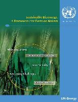 Sustainable bioenergy: a framework for decision makers