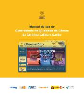 Manual de uso do Observatório da Igualdade de Gênero da América Latina e Caribe