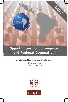 Opportunities for Convergence and Regional Cooperation. Summary of proposals