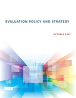 Evaluation policy and strategy