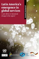 Latin America's emergence in global services A new driver of structural change in the region?