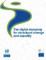 The digital economy for structural change and equality