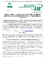 Verification of Certificates of Origin in Economic Integration Agreements Signed by Latin American Countries