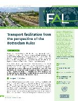 Transport facilitation from the perspective of the Rotterdam Rules
