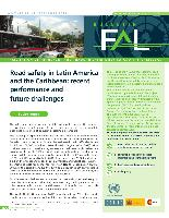 Road Safety in Latin America and the Caribbean: Recent Performance and Future Challenges