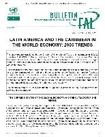 Latin America and the Caribbean in the World Economy: 2005 Trends