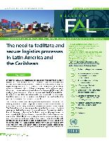 The need to facilitate and secure logistics processes in Latin America and the Caribbean