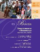Boletín Envejecimiento y Desarrollo No. 5
