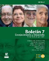 Boletín Envejecimiento y Desarrollo No. 7