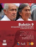 Boletín Envejecimiento y Desarrollo No. 9