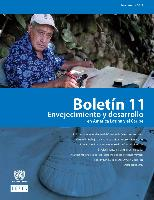 Boletín Envejecimiento y Desarrollo No. 11