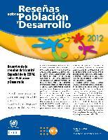 Reseñas sobre Población y Desarrollo 7: Acuerdos de la reunión del Comité Especial de la CEPAL sobre Población y Desarrollo