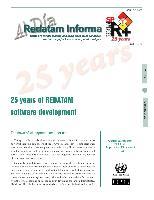 REDATAM informa, December 2011: 25 years of REDATAM software development