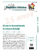 REDATAM informa, dezembro 2011: 25 anos de desenvolvimento do software REDATAM