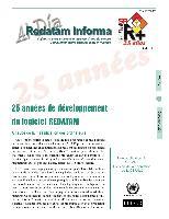 REDATAM informa, Décembre 2011: 25 années de développement du logiciel REDATAM