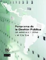 Panorama de la Gestión Pública en América Latina y el Caribe