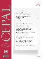 CEPAL Review no. 113