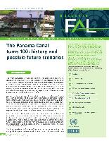 The Panama Canal turns 100: history and possible future scenarios
