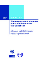 The employment situation in Latin America and the Caribbean: Advances and challenges in measuring decent work