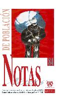 Notas de Población Vol.34 N° 84