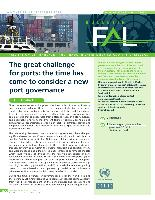The great challenge for ports: the time has come to consider a new port governance