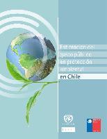 Estimación del gasto público en protección ambiental en Chile