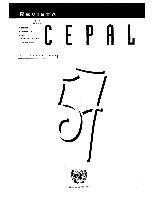 Revista de la CEPAL no.57