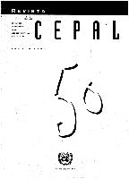 Revista de la CEPAL no.50