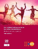 Fecundidad adolescente en los países desarrollados: niveles, tendencias y políticas