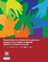 Necesidades de cuidado de las personas mayores en la Ciudad de México: diagnóstico y lineamientos de política