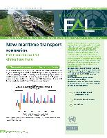 New maritime transport scenarios. Part I: current context of maritime trade