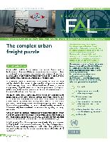 The complex urban freight puzzle