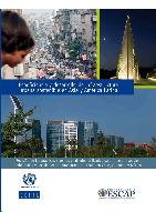 Ecoeficiencia y desarrollo de infraestructura urbana sostenible en Asia y América Latina: revisión de las prácticas vigentes y los criterios utilizados para integrar aspectos ambientales y sociales en la infraestructura urbana de Chile, Colombia y M...